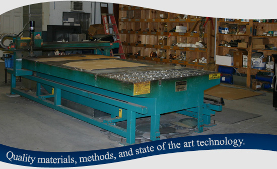Quality materials, methods, and state of the art t
