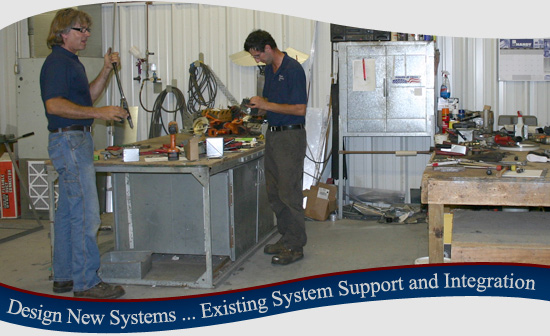 Design New Systems ... Existing System Support and Integration